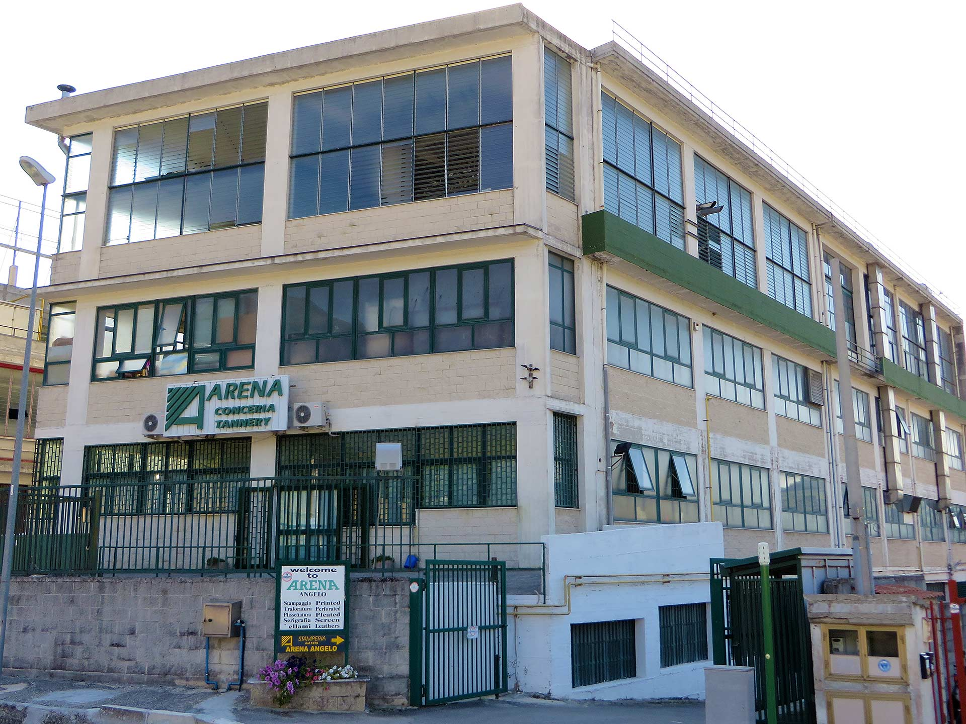 Azienda Tannery Arena Angelo